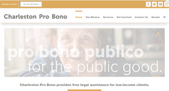 Preview of charlestonprobono.org